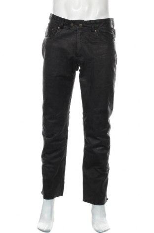 Pánské kožené kalhoty  Highway 1, Velikost L, Barva Černá, Pravá kůže, Cena  712,00Kč