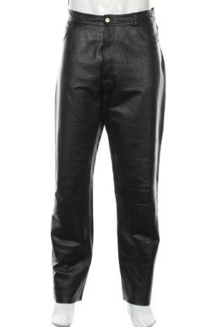Pánské kožené kalhoty  Jcc, Velikost L, Barva Černá, Pravá kůže, Cena  1348,00Kč