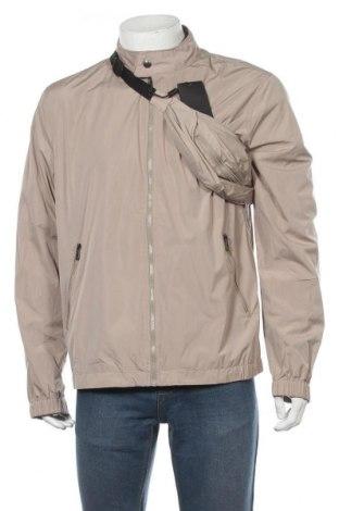 Мъжки комплект Massimo Dutti, Размер XXL, Цвят Бежов, Полиестер, Цена 76,32лв.