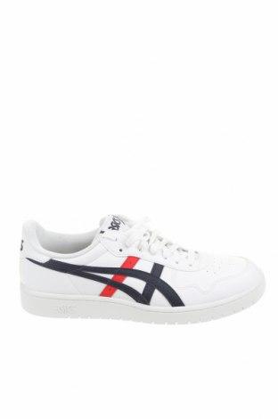 Ανδρικά παπούτσια ASICS, Μέγεθος 44, Χρώμα Λευκό, Δερματίνη, Τιμή 35,90€