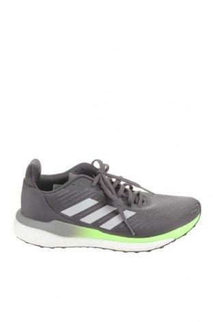 Încălțăminte bărbătească Adidas, Mărime 40, Culoare Gri, Textil, Preț 250,16 Lei