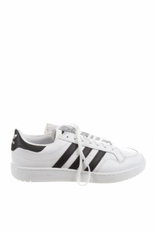 Încălțăminte bărbătească Adidas Originals, Mărime 44, Culoare Alb, Piele naturală, Preț 279,77 Lei