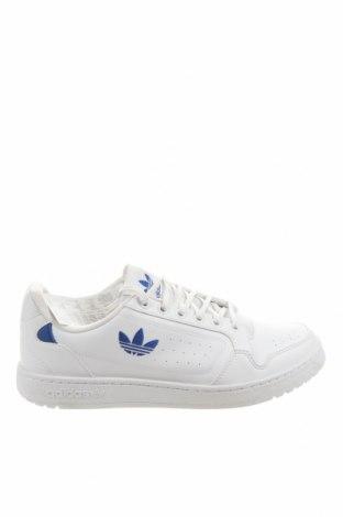 Încălțăminte bărbătească Adidas Originals, Mărime 44, Culoare Alb, Piele ecologică, textil, Preț 264,97 Lei