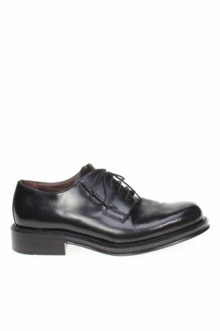 Ανδρικά παπούτσια Marc O'Polo, Μέγεθος 43, Χρώμα Μαύρο, Γνήσιο δέρμα, Τιμή 34,88€