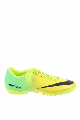 Мъжки обувки Nike, Размер 39, Цвят Жълт, Еко кожа, Цена 46,80лв.