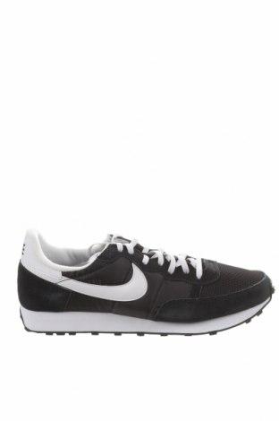 Pánské boty Nike, Velikost 45, Barva Modrá, Přírodní velur , textile , Eko kůže, Cena  2739,00Kč
