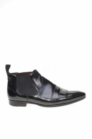 Мъжки обувки Prada, Размер 40, Цвят Черен, Естествена кожа, Цена 175,56лв.
