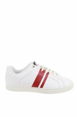 Ανδρικά παπούτσια Zara, Μέγεθος 42, Χρώμα Λευκό, Δερματίνη, Τιμή 20,65€