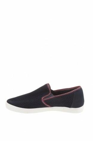Мъжки обувки Zara, Размер 40, Цвят Син, Текстил, Цена 44,50лв.
