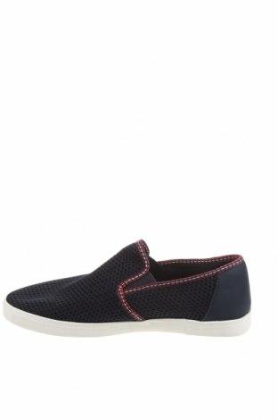 Мъжки обувки Zara, Размер 42, Цвят Син, Текстил, Цена 44,50лв.
