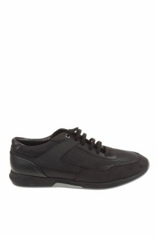 Ανδρικά παπούτσια Zara, Μέγεθος 43, Χρώμα Μαύρο, Κλωστοϋφαντουργικά προϊόντα, δερματίνη, Τιμή 22,02€