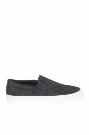 Ανδρικά παπούτσια Zara Man, Μέγεθος 40, Χρώμα Μαύρο, Κλωστοϋφαντουργικά προϊόντα, Τιμή 11,71€