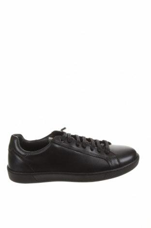 Ανδρικά παπούτσια Zara Man, Μέγεθος 40, Χρώμα Μαύρο, Γνήσιο δέρμα, Τιμή 25,29€