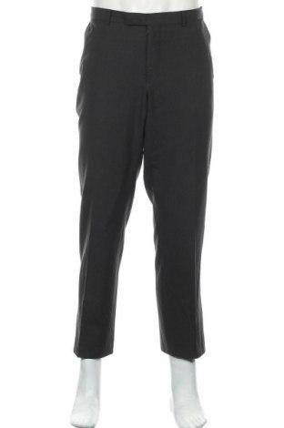 Мъжки панталон, Размер L, Цвят Сив, Вълна, Цена 6,56лв.