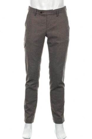 Мъжки панталон Alberto, Размер M, Цвят Многоцветен, 69% полиестер, 29% вискоза, 2% еластан, Цена 11,29лв.