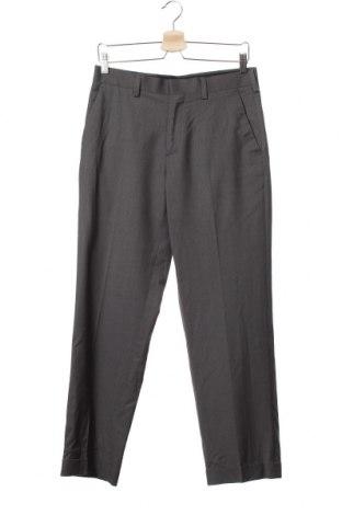Мъжки панталон Apt.9, Размер S, Цвят Сив, 69% полиестер, 21% вискоза, 10% вълна, Цена 6,50лв.