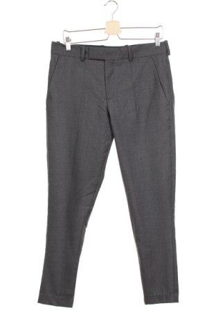 Мъжки панталон Bruuns Bazaar, Размер M, Цвят Сив, Вълна, Цена 87,47лв.
