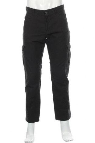 Ανδρικό παντελόνι Calvin Klein, Μέγεθος L, Χρώμα Μαύρο, Βαμβάκι, Τιμή 28,39€