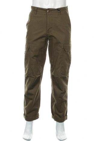 Мъжки панталон Dickies, Размер M, Цвят Зелен, Памук, Цена 53,40лв.