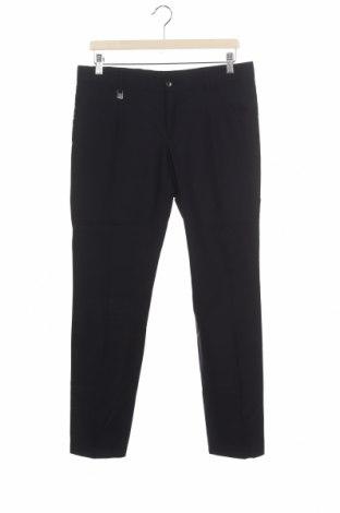 Мъжки панталон Dolce & Gabbana, Размер M, Цвят Син, 84% вълна, 16% коприна, Цена 40,32лв.