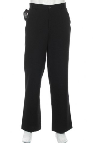 Pánské kalhoty  Giovani, Velikost L, Barva Černá, 67% polyester, 33% viskóza, Cena  861,00Kč
