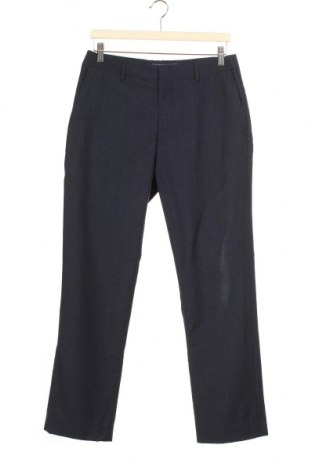 Pánské kalhoty  Kenneth Cole, Velikost S, Barva Modrá, 80% polyester, 20% viskóza, Cena  510,00Kč