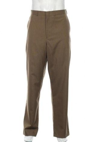 Pánské kalhoty  Land's End, Velikost L, Barva Zelená, Vlna, Cena  670,00Kč