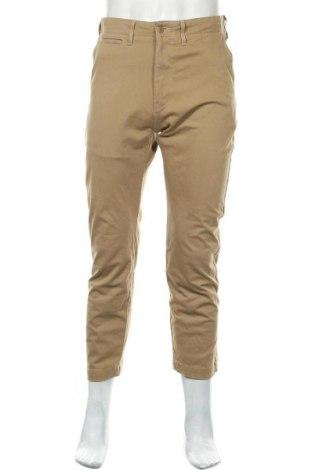 Ανδρικό παντελόνι Levi's, Μέγεθος L, Χρώμα  Μπέζ, 84% βαμβάκι, 16% ελαστάνη, Τιμή 25,92€