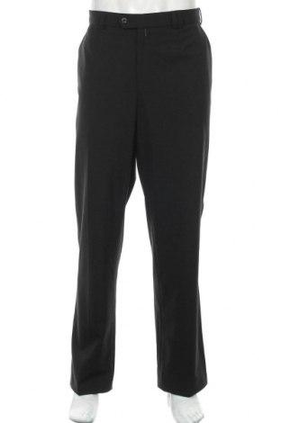 Мъжки панталон Meyer, Размер XL, Цвят Черен, 65% полиестер, 35% памук, Цена 7,35лв.