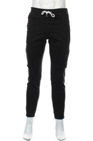 Мъжки панталон Pier One, Размер M, Цвят Син, 98% памук, 2% еластан, Цена 37,12лв.