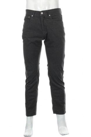 Мъжки панталон Pierre Cardin, Размер M, Цвят Сив, 64% полиестер, 34% вискоза, 2% еластан, Цена 21,74лв.
