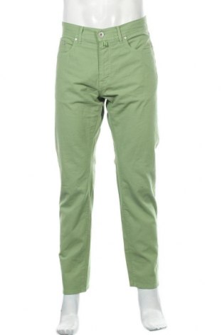 Мъжки панталон Pierre Cardin, Размер L, Цвят Зелен, Цена 40,16лв.