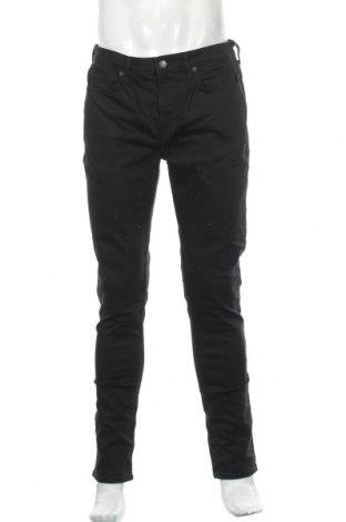 Pánské kalhoty  Topman, Velikost L, Barva Černá, 98% bavlna, 2% elastan, Cena  414,00Kč