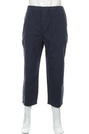 Ανδρικό παντελόνι Urban Classics, Μέγεθος M, Χρώμα Μπλέ, Βαμβάκι, Τιμή 32,12€