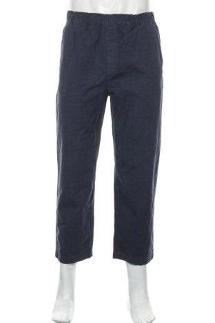 Ανδρικό παντελόνι Urban Classics, Μέγεθος M, Χρώμα Μπλέ, Βαμβάκι, Τιμή 30,16€