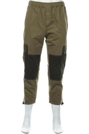 Мъжки панталон Urban Outfitters, Размер S, Цвят Зелен, Памук, Цена 16,52лв.