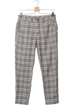 Ανδρικό παντελόνι Zara Man, Μέγεθος S, Χρώμα Γκρί, 63% πολυεστέρας, 34% βισκόζη, 3% ελαστάνη, Τιμή 20,98€