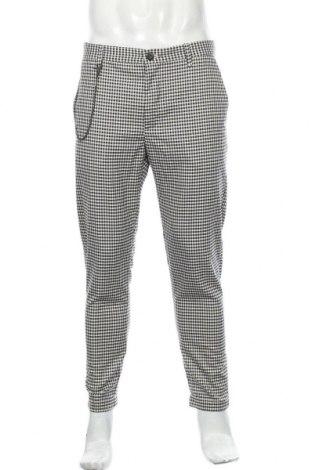 Ανδρικό παντελόνι Zara Man, Μέγεθος L, Χρώμα Πολύχρωμο, 56% πολυεστέρας, 42% βισκόζη, 2% ελαστάνη, Τιμή 20,36€