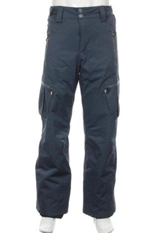 Мъжки панталон за зимни спортове Rossignol, Размер S, Цвят Син, Полиамид, Цена 43,79лв.