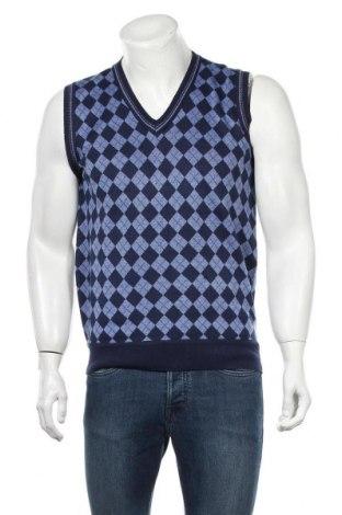 Pulover de bărbați, Mărime XL, Culoare Albastru, Preț 107,10 Lei
