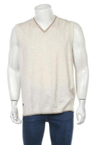 Pánský svetr  Ashworth, Velikost XL, Barva Béžová, Bavlna, Cena  515,00Kč