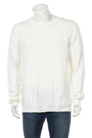 Pánský svetr  Originals By Jack & Jones, Velikost XL, Barva Bílá, Bavlna, Cena  508,00Kč