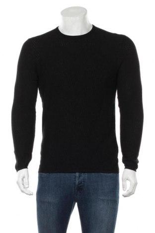 Pánský svetr  Zara, Velikost S, Barva Černá, 83% viskóza, 17% polyamide, Cena  299,00Kč
