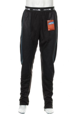 Ανδρικό αθλητικό κολάν, Μέγεθος XL, Χρώμα Μαύρο, 100% πολυεστέρας, Τιμή 15,20€