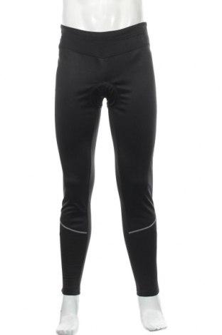 Ανδρικό αθλητικό κολάν Crivit, Μέγεθος L, Χρώμα Μαύρο, Πολυεστέρας, Τιμή 10,98€