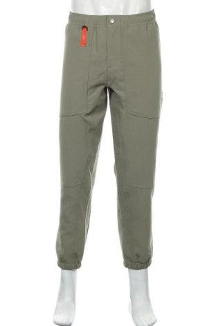 Мъжки спортен панталон Adidas, Размер XL, Цвят Зелен, Полиестер, Цена 81,75лв.