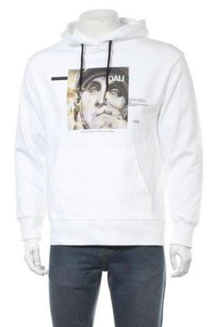 Ανδρικό φούτερ A.P.O.H London, Μέγεθος S, Χρώμα Λευκό, Βαμβάκι, Τιμή 34,41€
