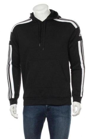 Мъжки суичър Adidas, Размер M, Цвят Черен, 70% памук, 30% полиестер, Цена 54,50лв.