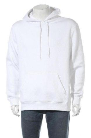 Ανδρικό φούτερ H&M Divided, Μέγεθος L, Χρώμα Λευκό, 60% βαμβάκι, 40% πολυεστέρας, Τιμή 13,80€