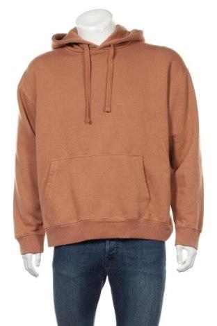 Мъжки суичър Topman, Размер S, Цвят Кафяв, 70% памук, 30% полиестер, Цена 38,35лв.
